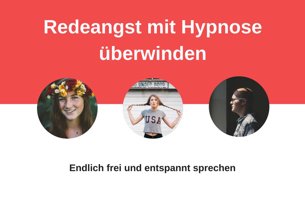 Redeangst – So hilft Ihnen Hypnose entspannt zu sprechen