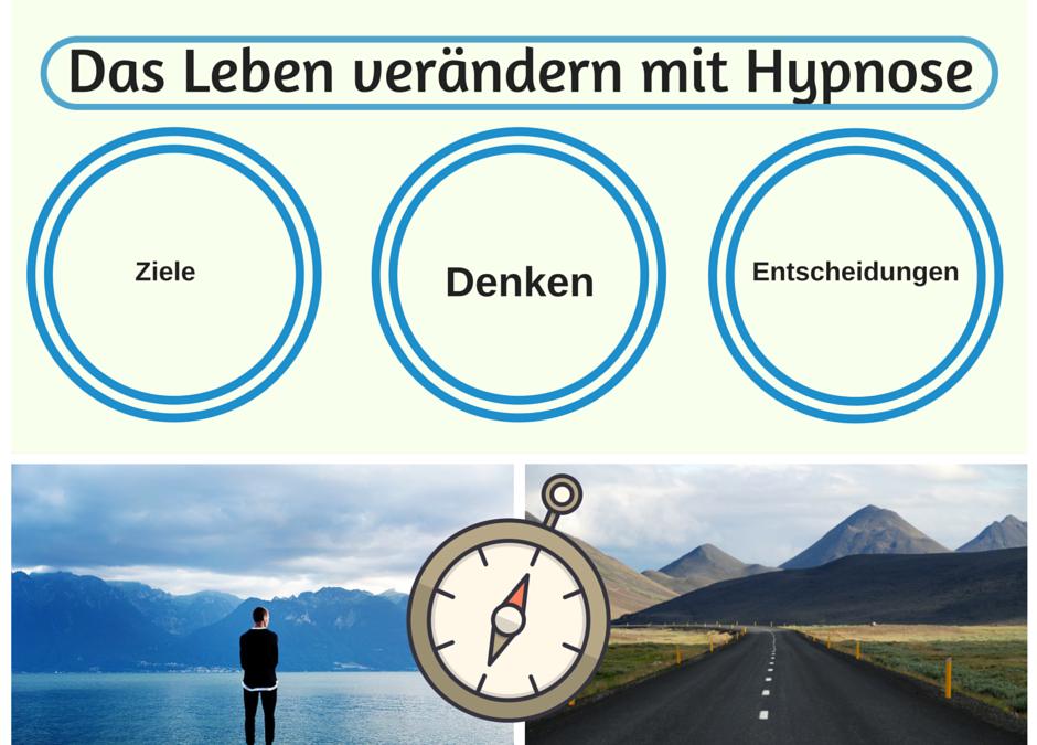 Entdecken Sie warum Hypnose Ihr Leben verändern kann!