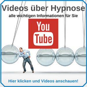 Hypnose Videos auf YouTube
